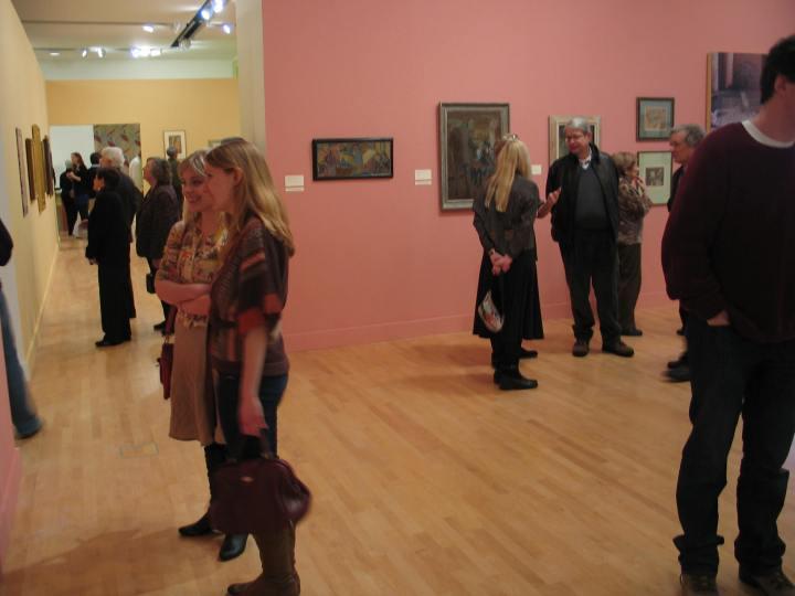 bloomsbury gallery 1