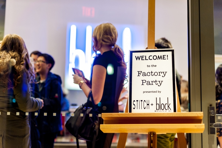 STITCH Factory Party 03
