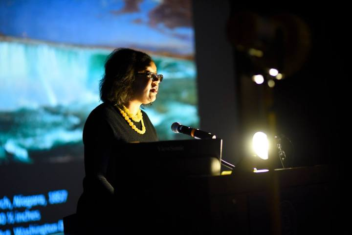 Block Museum Curator Janet Dees